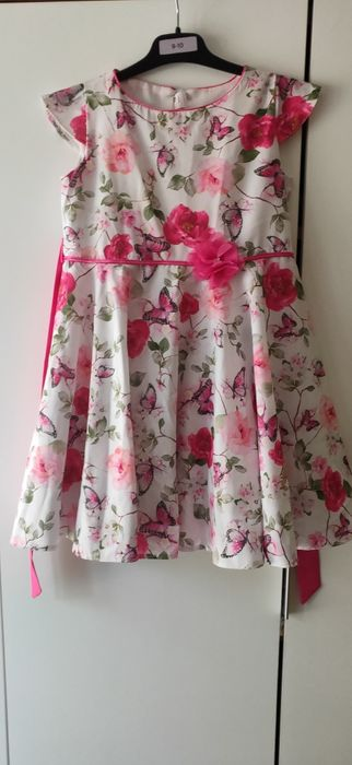 Sukienka rozmiar 128 Owińska - image 1