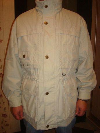 Мужская, фирменная, качественная деми куртка, ветровка. 50 р.