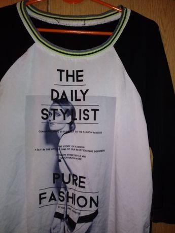 Bluzeczka print L