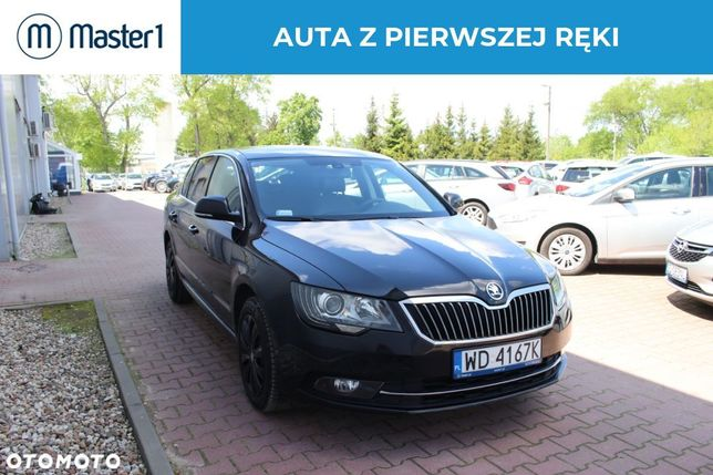 Škoda Superb WD4167K # Skoda Superb 2.0 TDI Ambition DSG FV Vat 23%