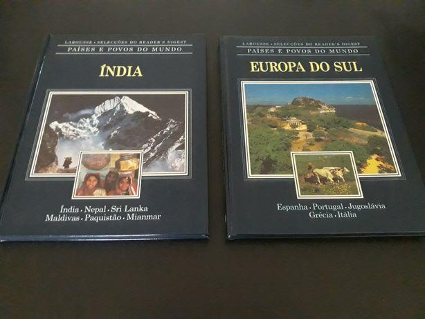 Livros Paises e Povos do Mundo
