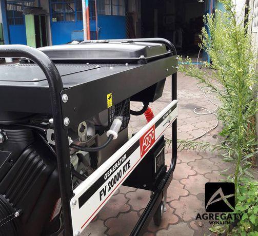 Generator prądu Agregat prądotwórczy Fogo Honda Sdmo Pramac Wynajem