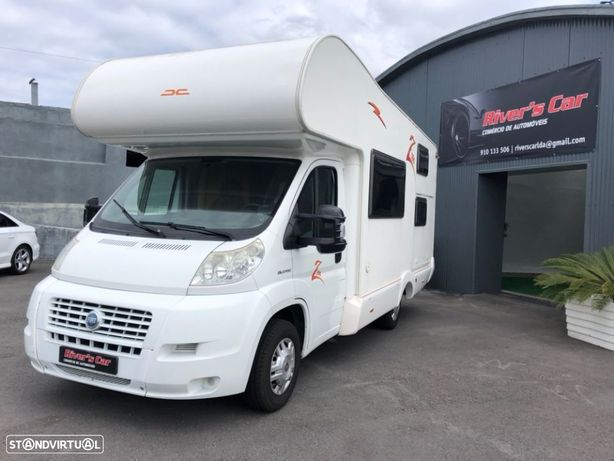 Fiat Ducato Joint 350 Z 6 Lugares