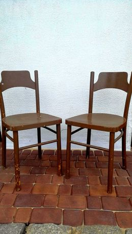 krzesło, Radomska Fabryka Mebli ,PRL vintage