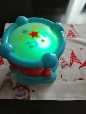 Bębenek interaktywna zabawka