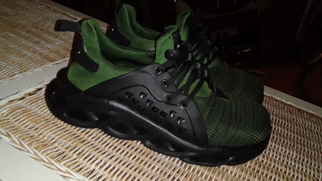 Sapatilhas Lazer\Trabalho Indestructible Shoes novos 43