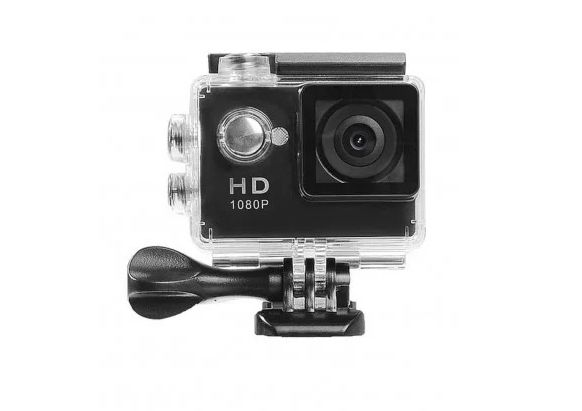 Action camera D600
