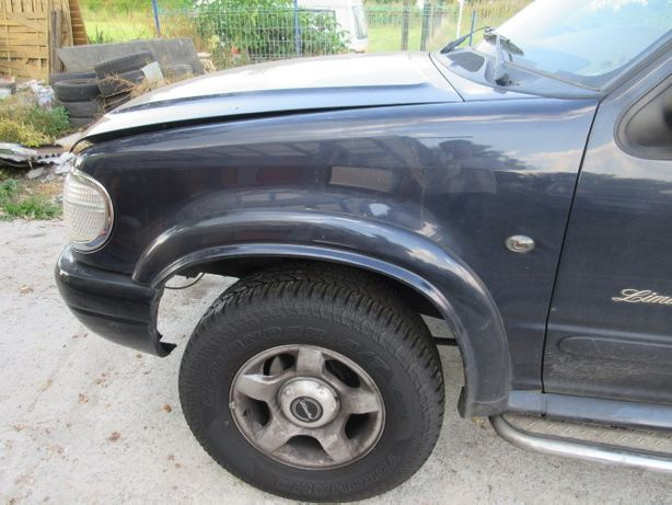 Ford Explorer 2 błotnik lewy