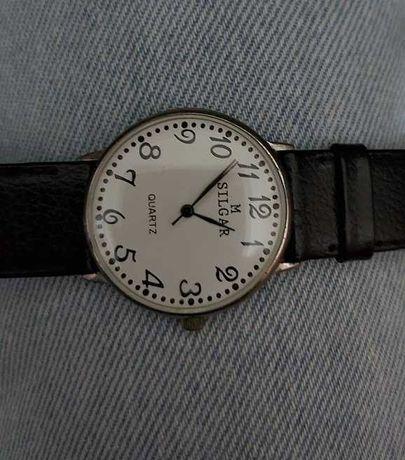 Relógio quartzo Silgar