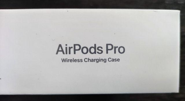 AirPods Pro iPhone słuchawki Apple