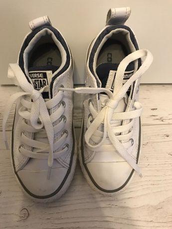 Buty dziecięce Converse Skórzane rozmiar.28