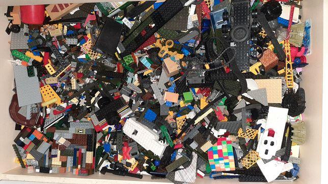 Лего Конструктор для лего Lego Детали За все 8кг 250грн Лего іграшки