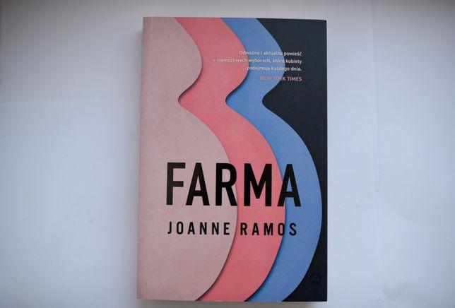 Bardzo ciekawa książka FARMA Joanne Ramos
