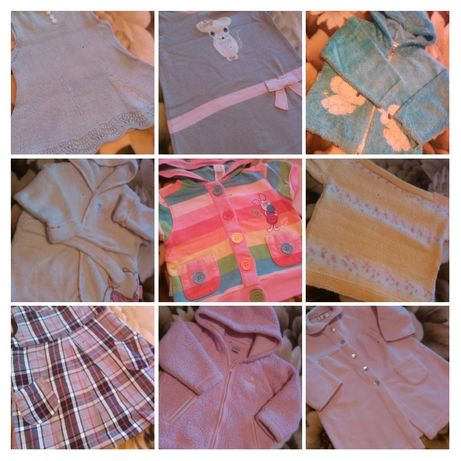 Пакет одежды для девочки\ Детская одежда