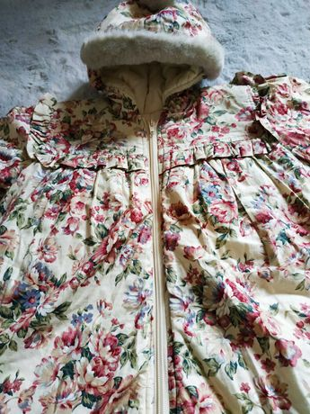 Skafander/kombinezon dla dziewczynki rozmiarze 80-86 cm