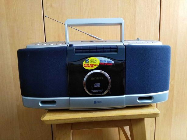 Продам магнитолу Aiwa CSD-SL20EZ