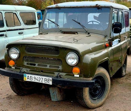 Агрофірма продасть УАЗ-469