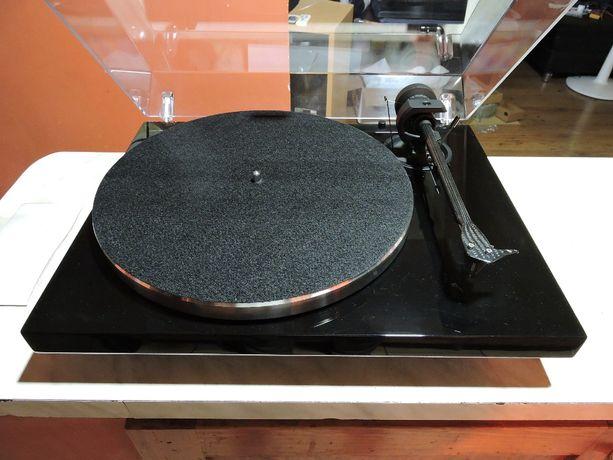 Gramofon Pro-Ject 1-Xpression Carbo Classic Piano+2MSilver na gwarancj