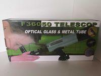 Astronomiczny teleskop F36050