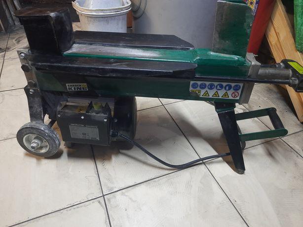Łuparka hydrauliczna rębak do drewna 4T