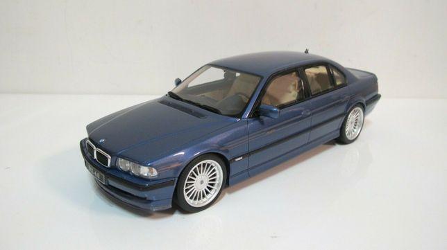 BMW E38 Alpina B12 6.0 1999 Otto 1:18 STAN IDEALNY BEZ WAD JeDynY TAKI