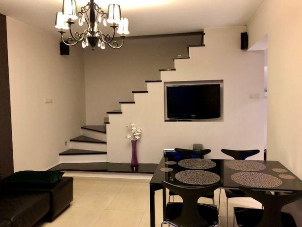 Luksusowy, klimatyzowany 2-poziomowy, 4-pokojowy apartament 110m2