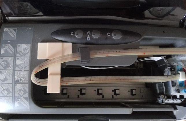 Продам принтер Epson Stylus C87 + СНПЧ