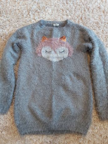 Sweterek dla dziewczynki 152