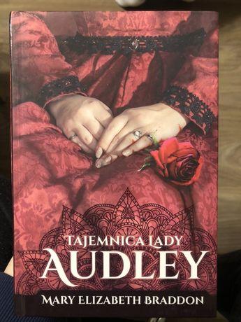 Książka Tajemnica Lady Audley stan idealny