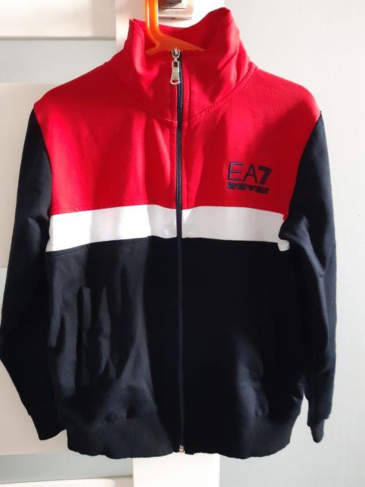 Bluza dla chłopca emporio armani rozmiar 128 Cieszyn - image 1