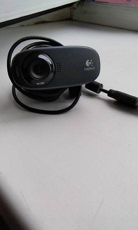 Продам видео камеру Logitech с 310