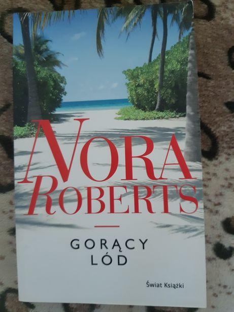 Książka Nora Roberts - Gorący lód
