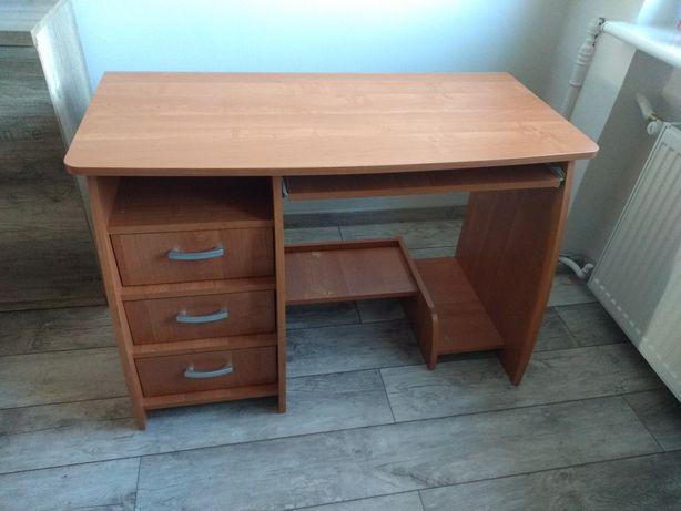 Duże biurko komp