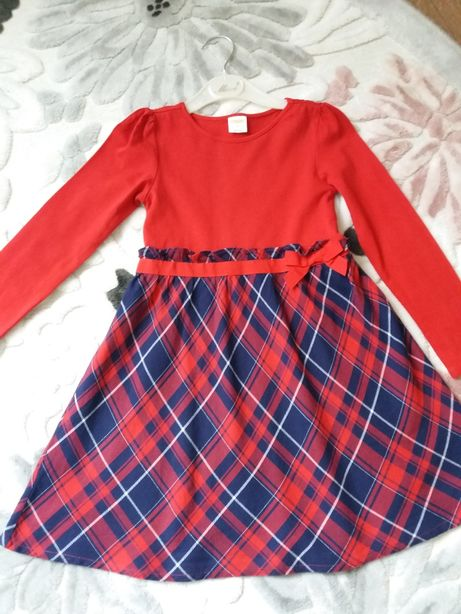 Трикотажное платье Gymboree 5T