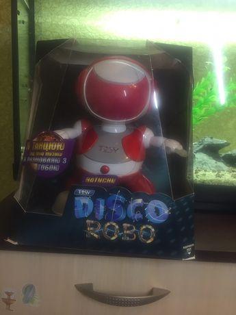 Disco robo робот