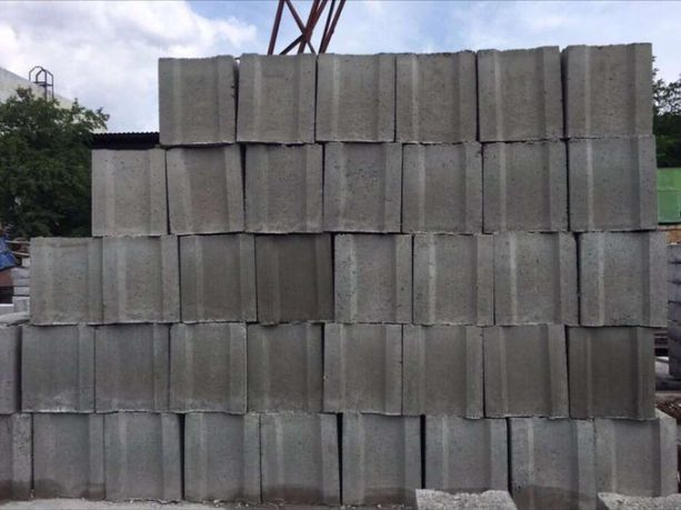 Бетонные фундаментные блоки ФБС (Фундаментні блоки)