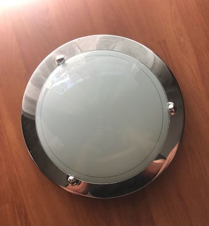 luminária de teto luz