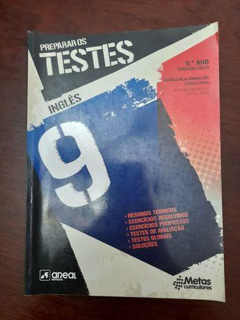 Preparar os testes de Inglês 9°ano