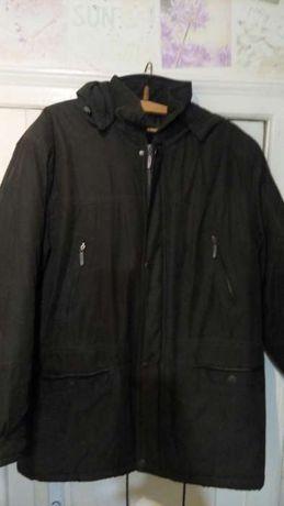 Зимняя куртка размера XXL
