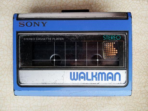 Аудиплеер SONY Walkman WM-31 Оригинальное название: Vintage SONY Walk