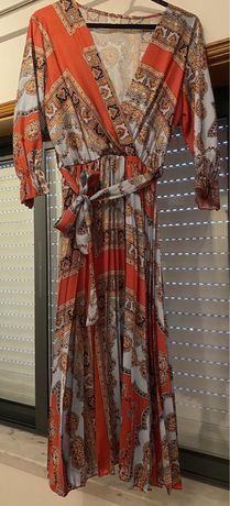 Vestido Midi - Novo