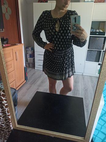 Sprzedam sukienkę , bluzkę ciążowa czarna r M