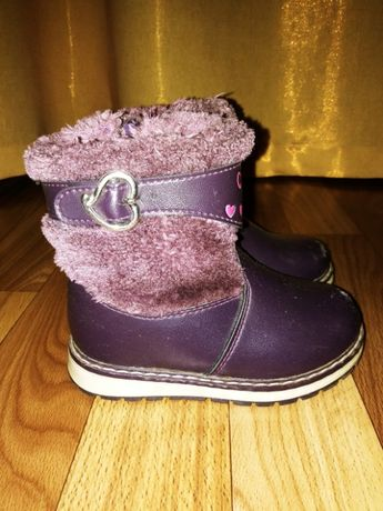 ботиночки clibee