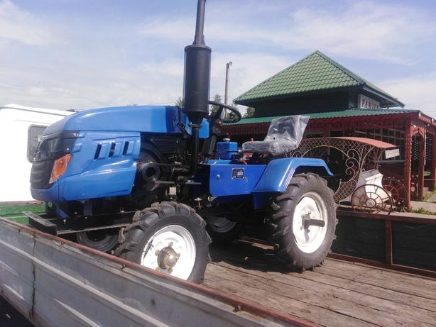 DW-160 трактор-мінітрактор-мототрактор!