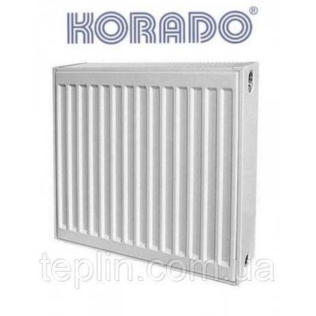 Стальной радиатор Korad (900/500) б/у