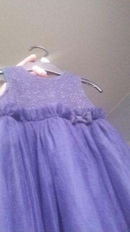 Sukienka r.80 coccodrillo