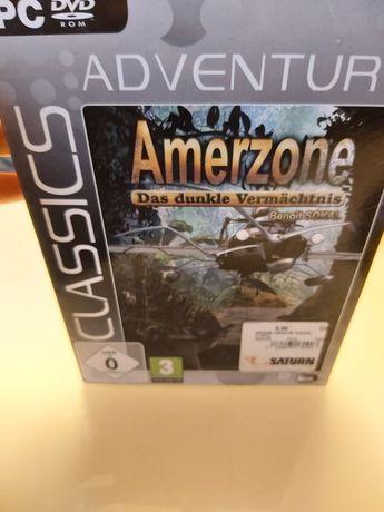 Gra PC Amerzone das dunkle Vermächtins