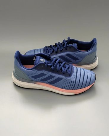 Кроссовки оригинал для бега  100% Adidas Solar Drive AC8139
