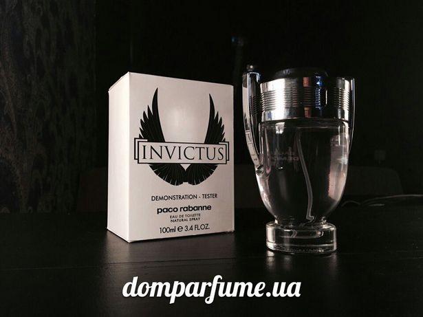 Paco Rabanne Invictus (оригинальный тестер)