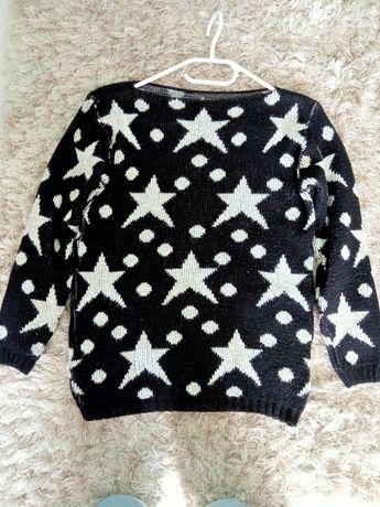 Sweterek dziewczęcy ozm 152